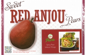 sweet red anjou