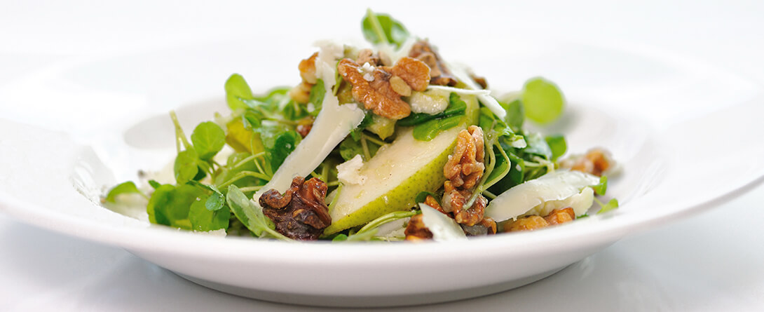 Holiday Pear Salad